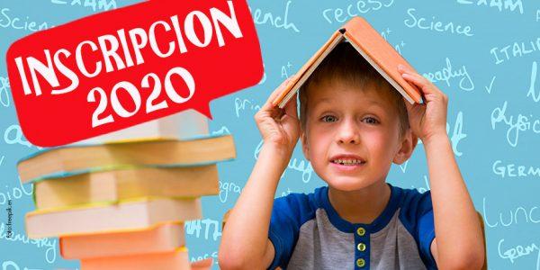 BSL INSCRIPCION 2020